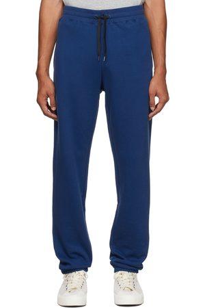 Paul Smith Men Sweats - Blue Happy Lounge Pants
