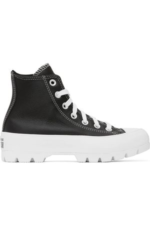 Converse Leather Lugged Chuck Taylor All Star High Sneakers