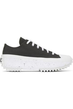 Converse Men Sneakers - Grey Run Star Hike Crater Ox Low Sneakers
