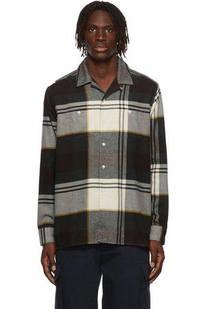 Noah NYC Men Casual - Flannel Plaid Lightweight Shirt