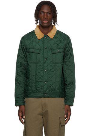 Noah NYC Men Jackets - Satin Trucker Jacket