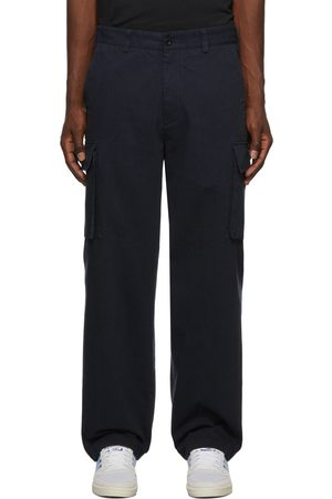 Noah NYC Men Cargo Pants - Herringbone Cargo Pants