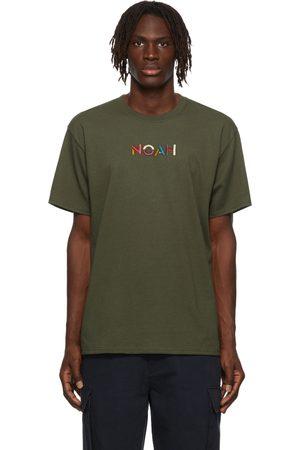 Noah NYC Men T-shirts - Cotton Logo T-Shirt