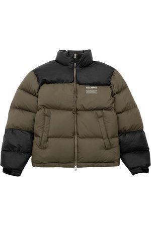 Axel Arigato Observer Bi-Color Puffer Jacket