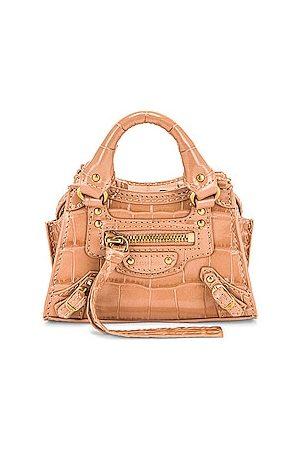 Balenciaga Women Purses - Super Nano Neo Classic City Bag in