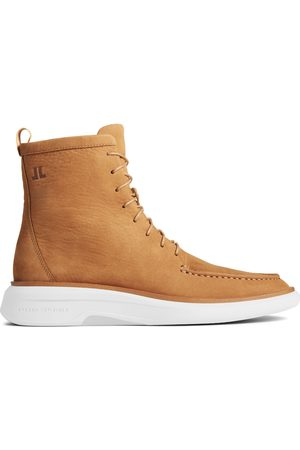 Sperry Top-Sider Men Boots - Men's Sperry Sperry x John Legend Commodore PLUSHWAVE Boot Rust, Size 8M