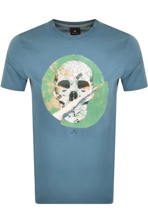 Paul Smith Men T-shirts - PS By Skull T Shirt