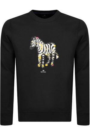 Paul Smith Men Sweatshirts - PS By Zebra Logo Sweatshirt