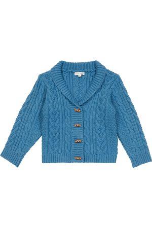 Louise Misha Cardigans - Sacha cable-knit cardigan