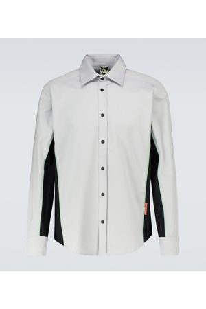 GR10K Men Long sleeves - Klopman Line long-sleeved shirt