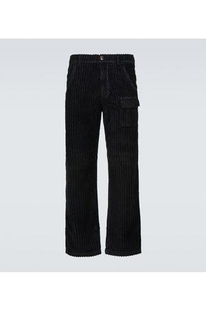 ERL Wide-leg corduroy pants