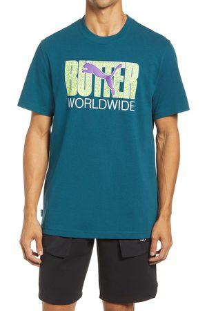 PUMA Men's X Butter Goods Logo Graphic Tee