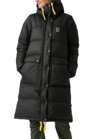 Fjällräven Women's Expedition 700 Fill Power Hooded Long Down Jacket