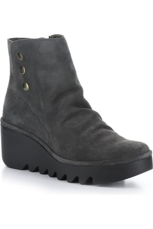 Fly London Women's Brom Wedge Bootie