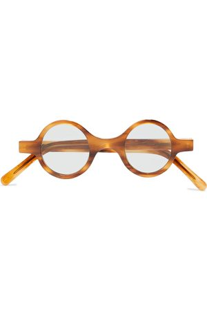 Acne Studios Women Round - Woman Valeska Round-frame Acetate Sunglasses Light Size