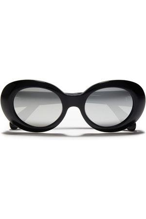 Acne Studios Women Round - Woman Oval-frame Acetate Sunglasses Size