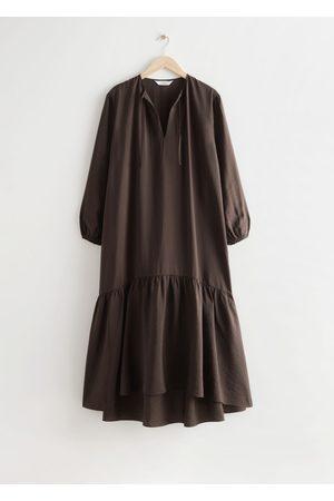 & OTHER STORIES Women Maxi Dresses - Voluminous Maxi Dress