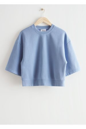 & OTHER STORIES Relaxed Jersey Top