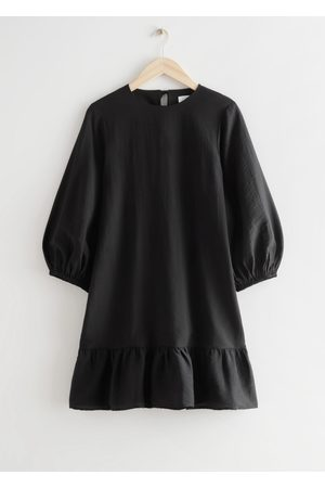 & OTHER STORIES Women Party Dresses - Relaxed A-Line Mini Dress