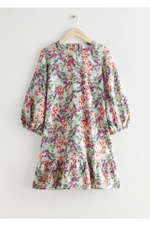 & OTHER STORIES Relaxed A-Line Mini Dress