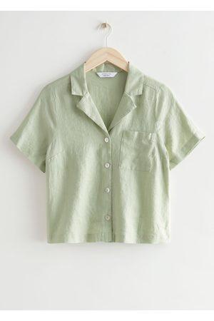 & OTHER STORIES Women Short sleeves - Short Sleeve Shirt