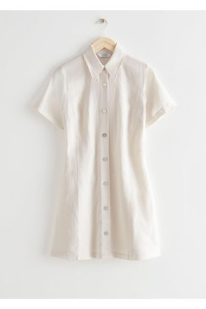 & OTHER STORIES Women Casual Dresses - Mini Shirt Dress