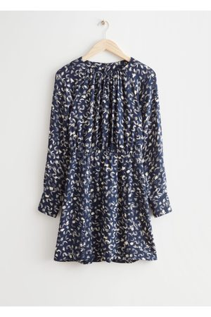 & OTHER STORIES Women Party Dresses - Printed Mini Dress