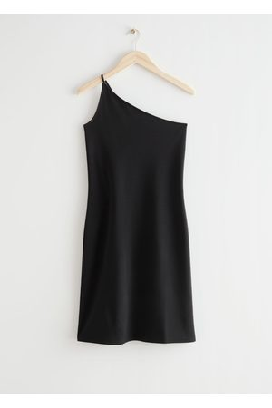 & OTHER STORIES Women Party Dresses - One Shoulder Mini Dress