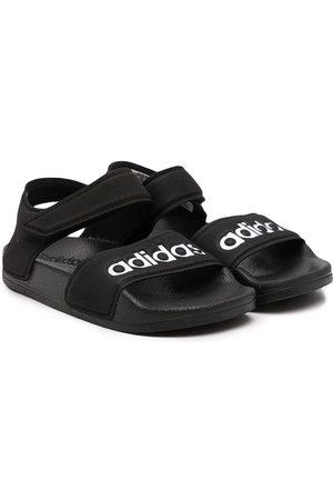 adidas Adilette logo touch-strap sandals