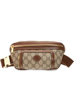 Gucci Men Bags - Gg Supreme Canvas Belt Bag