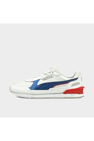 PUMA Men's x BMW Racer Low Casual Shoes in / Size 7.0 Leather