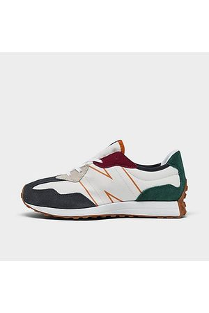 New Balance Boys Casual Shoes - Boys' Big Kids' 327 Casual Shoes Size 4.0 Suede