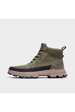 Timberland Men Lace-up Boots - Men's GreenStride TLB Originals Ultra Waterproof Chukka Boots Size 7.0 Nylon/Plastic