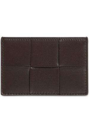 Bottega Veneta Women Wallets - Intrecciato Nappa Leather Card Holder