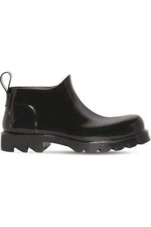Bottega Veneta Men Ankle Boots - Stride Rubber Ankle Boot