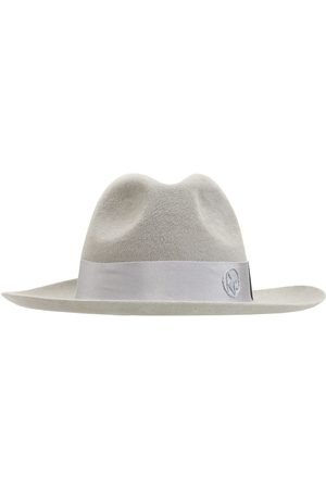 Ruslan Baginskiy Felt Fedora Hat