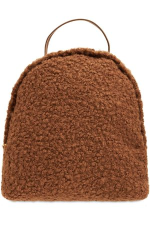 Mimisol Girls Rucksacks - Faux Fur Backpack
