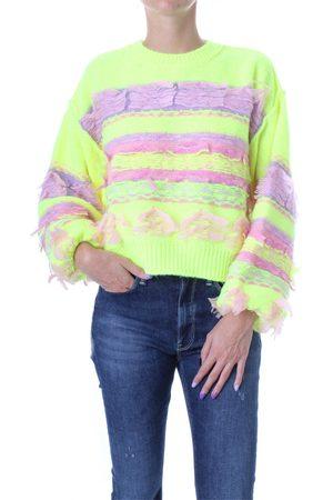 TEENIDOL Women Sweaters - Sweater Women lime poliamide