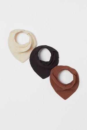 H&M Scarves - 3-pack Triangular Scarves