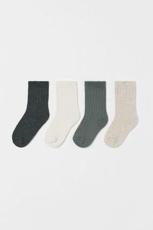 H&M Socks - 4-pack Socks