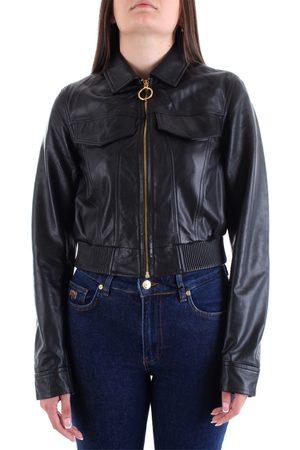 VERSACE Women Leather Jackets - Leather jackets Women