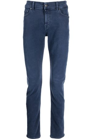 7 for all Mankind Men Skinny - Ronnie stretch skinny fit jeans
