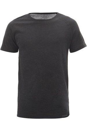 Falke Raglan-sleeve Wool-blend Jersey T-shirt - Mens