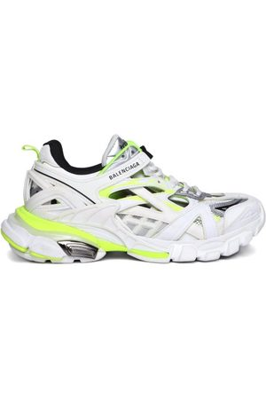 Balenciaga Women Sneakers - Track Panelled Trainers - Womens - Multi