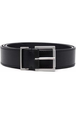 Maison Margiela Men Belts - Leather buckle belt
