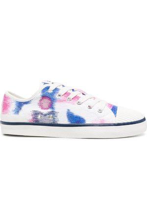 Isabel Marant Women Sneakers - Binkoo blotch-print trainers
