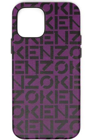 Kenzo Men Phones Cases - IPhone 12 Pro logo print case