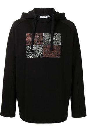 Kenzo Men Hoodies - Seasonal raglan hoodie