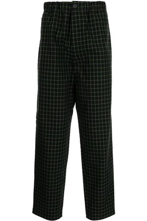 Kenzo Men Formal Pants - Check tailored trousers