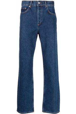 Sandro Straight-leg jeans
